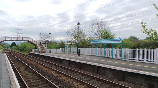 Llanfairpwll Railway Station: The long name