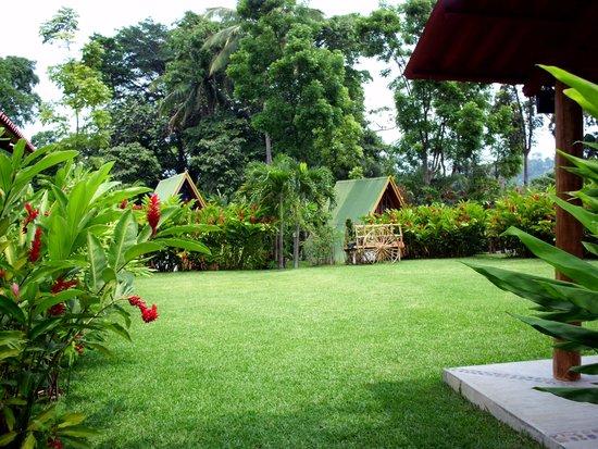 restahurante picture of hotel y bungalows el jardin