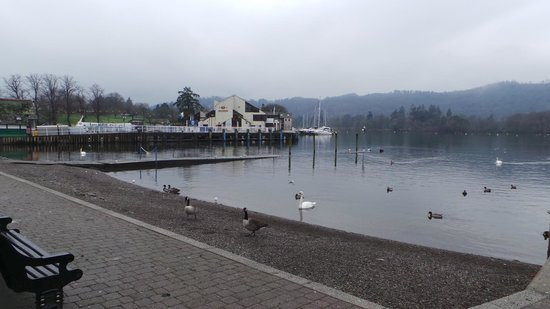 Lake Windermere: Bowness view