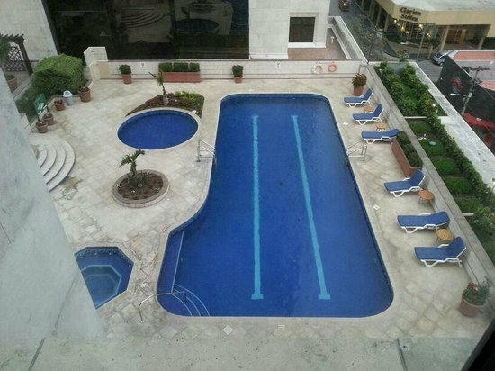 Real InterContinental Guatemala: Piscina