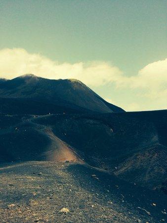 Monte Etna: Waouh !!