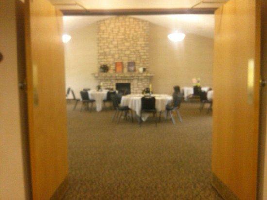 BEST WESTERN PLUS Washington Hotel: Banquet Hall