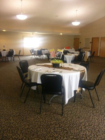 BEST WESTERN PLUS Washington Hotel: Banquet Space