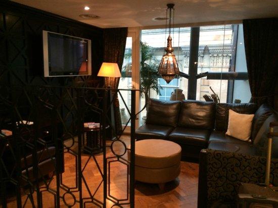 Le Monde Hotel Edinburgh : Cairo Suite