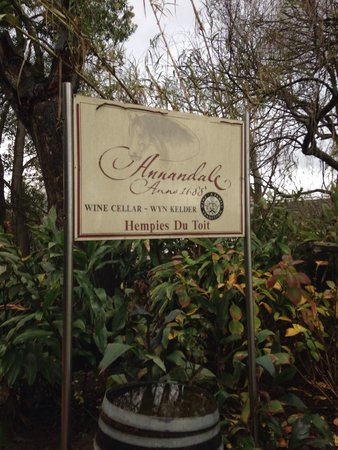 Annandale Wine Estate
