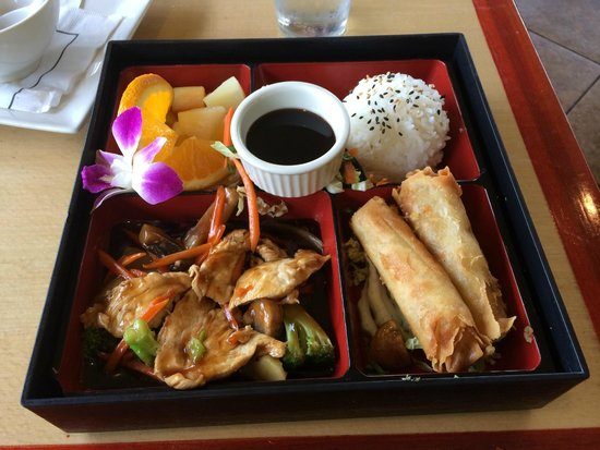 Bonsai Bistro: Bento lunch box