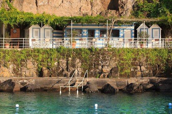Grand Hotel Ambasciatori: Beach