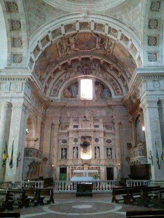 Tempio di San Biagio: View of the main altar