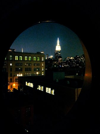 Dream Downtown: Empire State Building View From Room