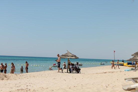 Vincci Marillia: Praia