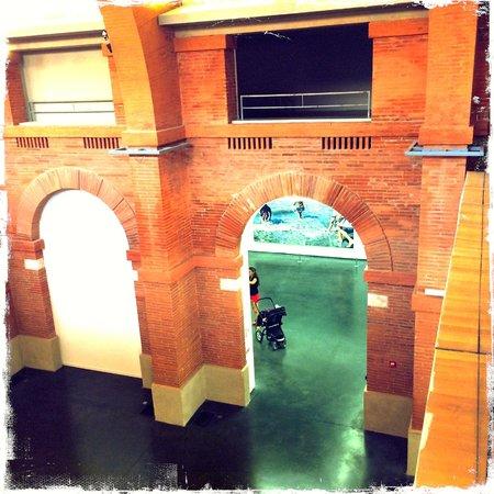 les Abattoirs : inside l'abbatoir