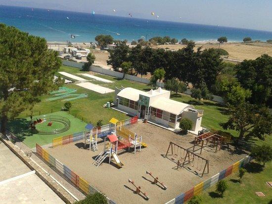 Doreta Beach Hotel : Plac zabaw