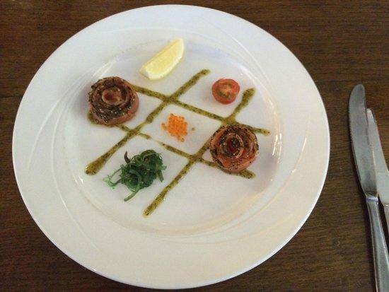 Sluizer Restaurants: Gravad laks