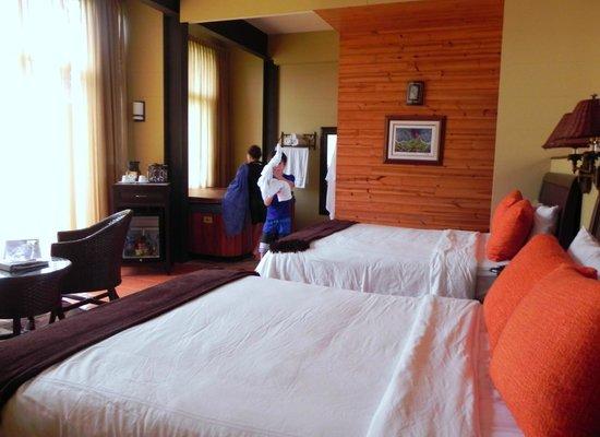 Arenal Kioro Suites & Spa: Hotel Room