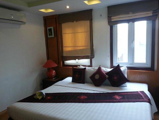 Parkson Hotel Hanoi: Hotel Room