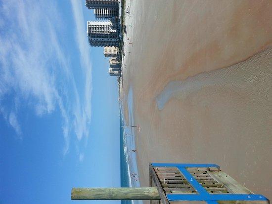 Beach at Daytona Beach: fun fun