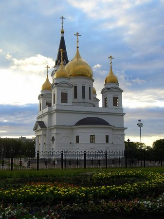 Kirillo-Mefodiyevsky Cathedral