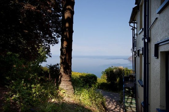 """Lynton Cottage Hotel: """"The Orangery"""" Family Suite adjoining rooms"""