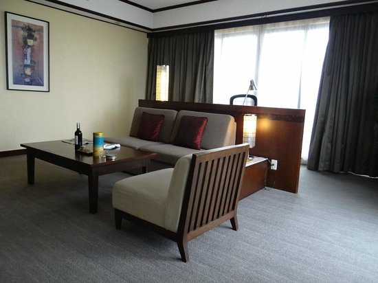 Sofitel Philippine Plaza Manila: Room/Suite