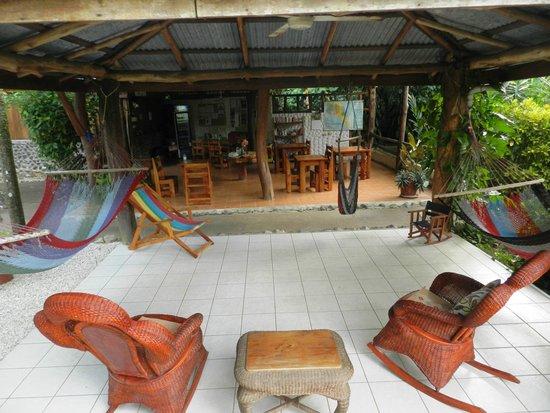 Hotel Entre Dos Aguas : Common area