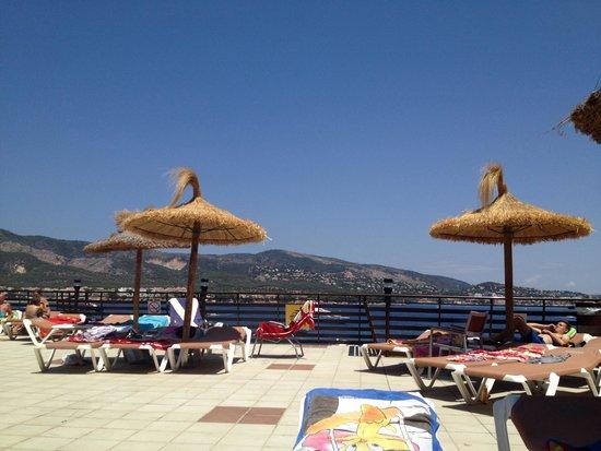 Intertur Hotel Hawaii Mallorca & Suites: The view!