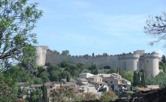 Jardins de l'abbaye Saint-André : Форт Сент-Андре