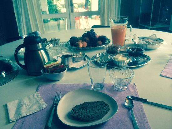 Alla Gazza Ladra B&B: Frühstück