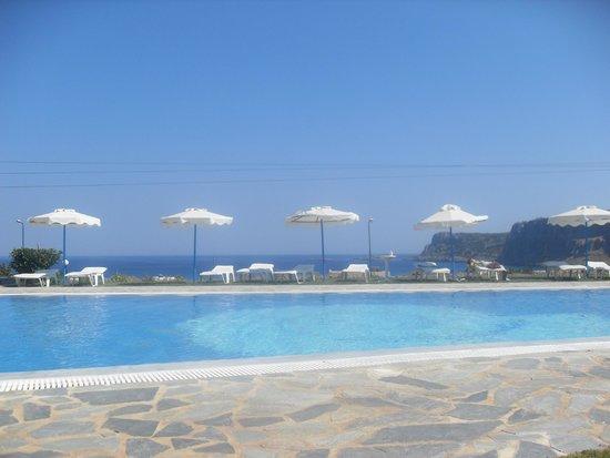 Lindos Sun Hotel : Lindos Sun