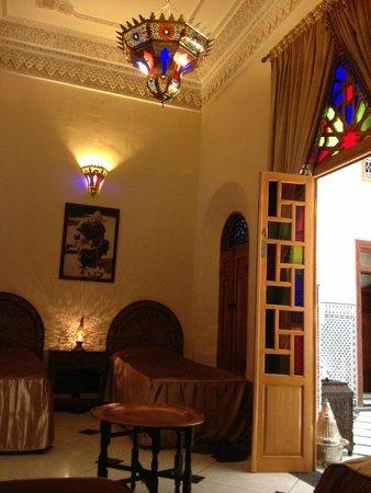 Dar Dalila : Chambre Fatima