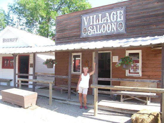 Frontier Village: Authentic Frontier Town