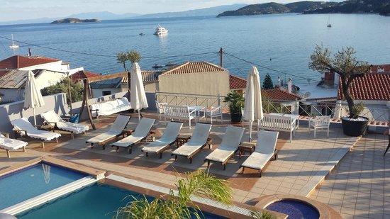 Hotel Aria: Utsikt fra rommet