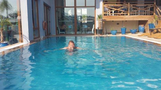 Hotel Aria: Svømmebasseng