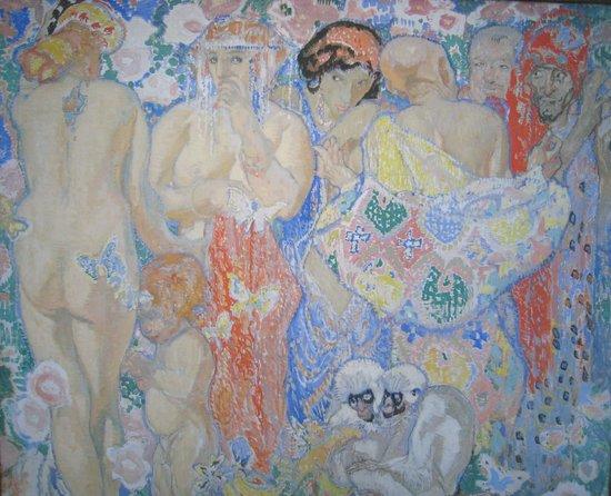 Arentshuis : Colourful