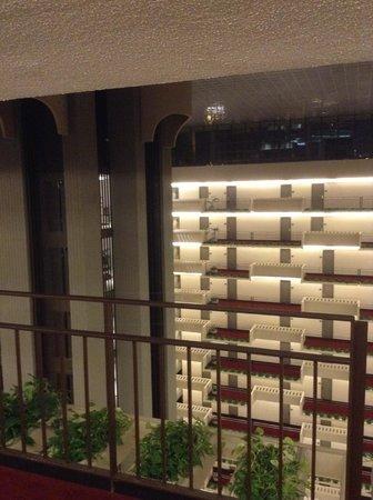 Hyatt Regency Atlanta: 22nd Floor (Regency Club floor)