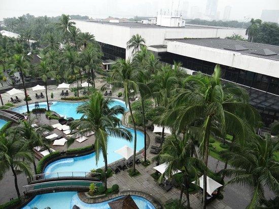 Sofitel Philippine Plaza Manila : Pool/Beach Area