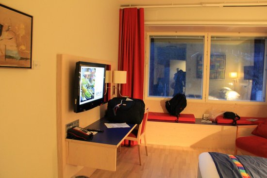 Park Inn by Radisson Stockholm Hammarby Sjostad: Ski just around the corner
