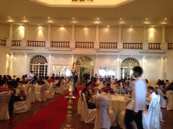 Mount Lavinia Hotel: Ballroom