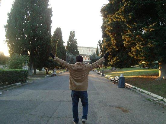 Rome As You Like It: A caminho do Coliseu