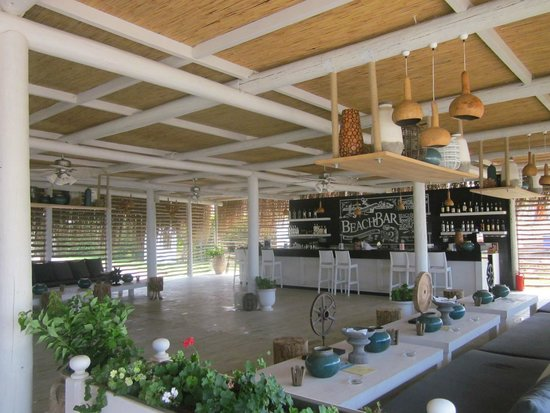 Paloma Grida Resort & Spa: 18+ beach bar