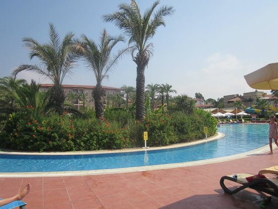 Paloma Grida Resort & Spa: Relax pool