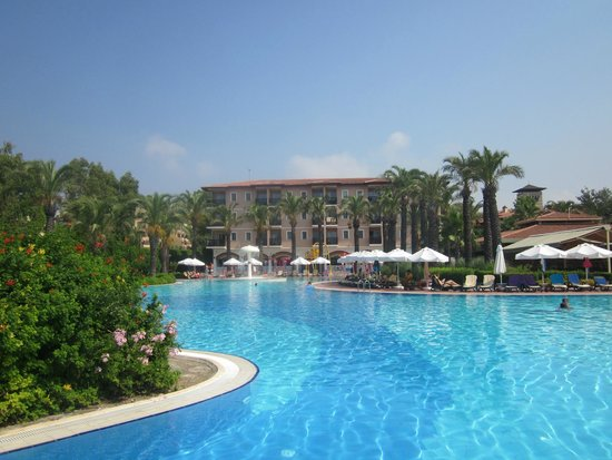 Paloma Grida Resort & Spa: Relax pool