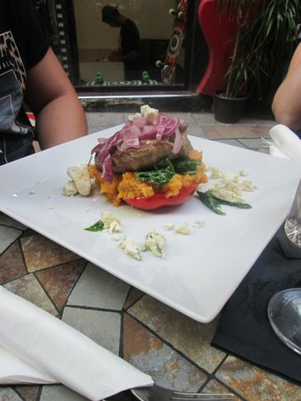 Amigos Restaurant and Roof Terrace: Steak Tower- Special