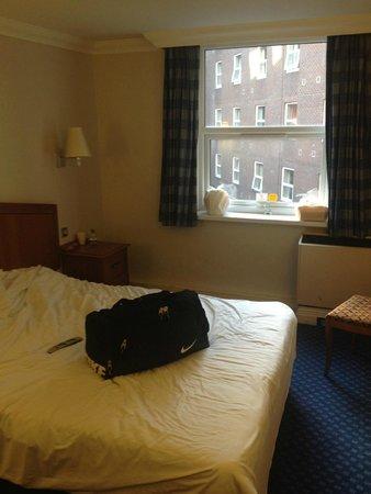 Travelodge London Kings Cross Royal Scot: Room