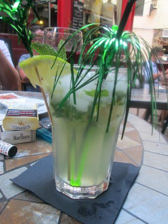 Amigos Restaurant and Roof Terrace: Mojito