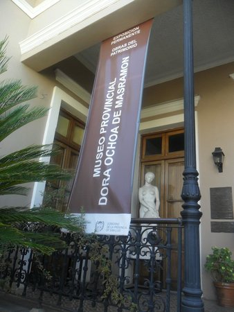 Museo Provincial Dora Ochoa de Masramon