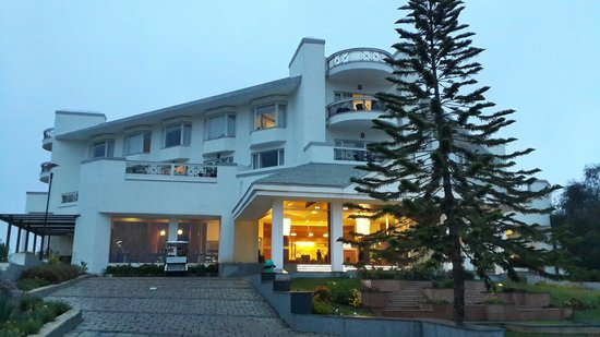 Ooty - Fern Hill, A Sterling Holidays Resort: The Main Building