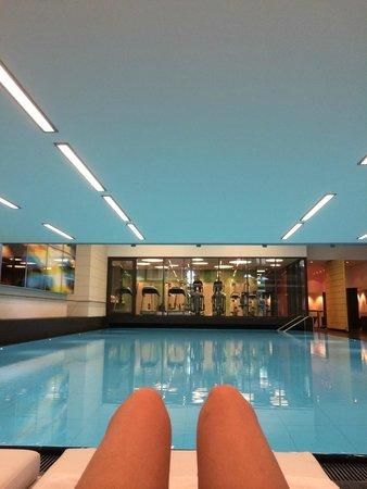 Pullman Berlin Schweizerhof: Relax dopo shopping