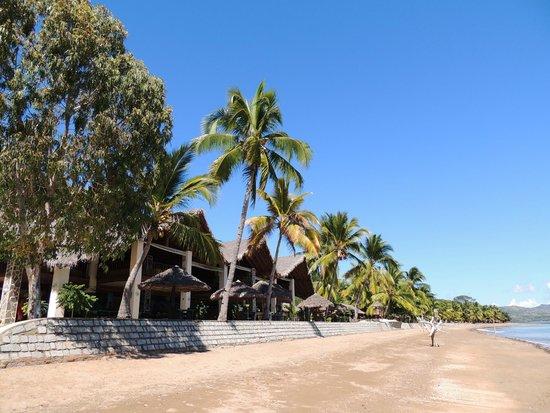 Anjiamarango Beach Resort: Bar / Restaurant