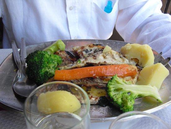 Alfama: Food