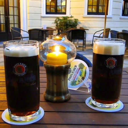 Paulaner's im Taschenbergpalais: La birra più buona di Dresda